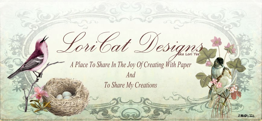LoriCat Designs and Scrapbooking