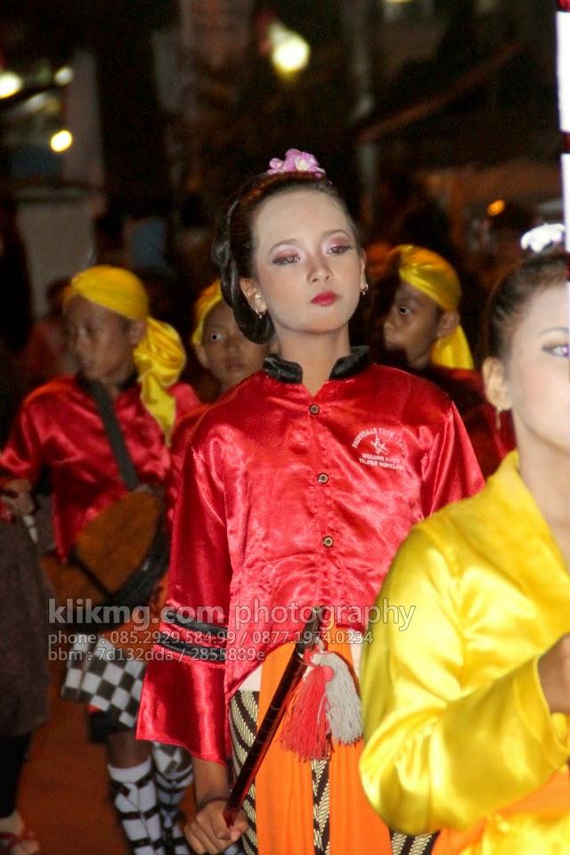 Karnaval & Pawai Kenthongan 15 Agustus 2014 - Foto oleh Klikmg Fotografer Indonesia