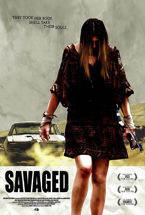 Savaged (2013) [Vose]