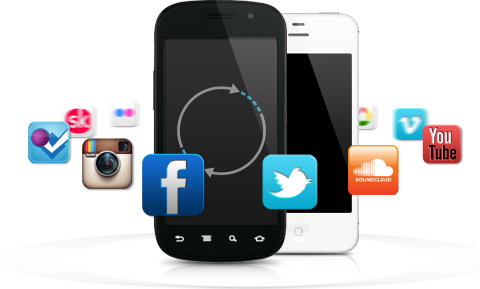 Social Integration for android