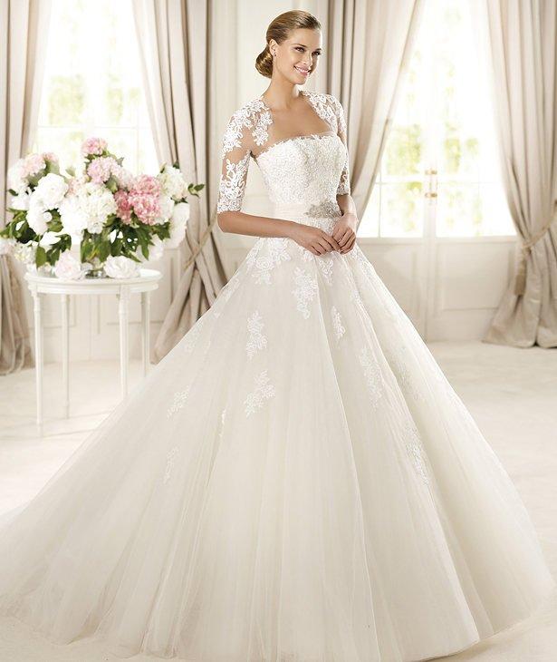 el vestido de novia perfecto según tu cuerpo. - mis secretos de boda