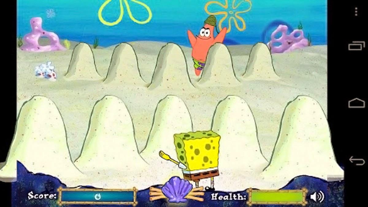Spongebob Sand Wars