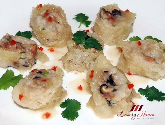healthy fortune fish maw recipe