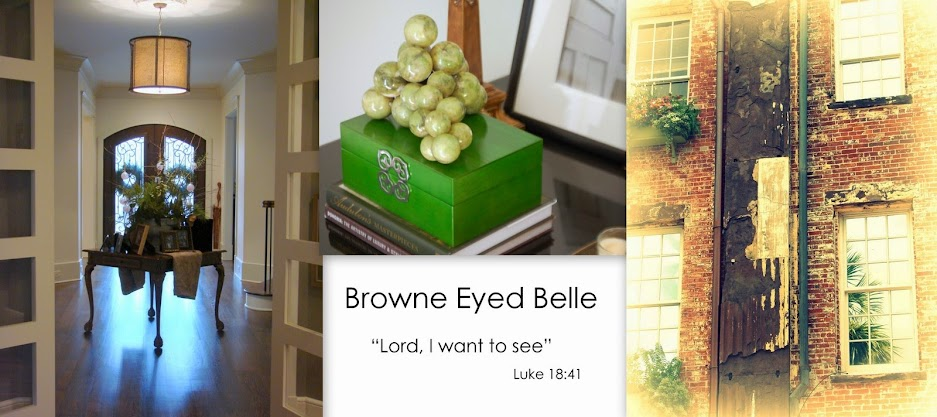 BROWNE EYED BELLE.