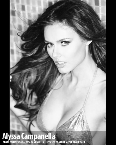Photos of Alyssa Campanella Miss USA 2011 for Maxim