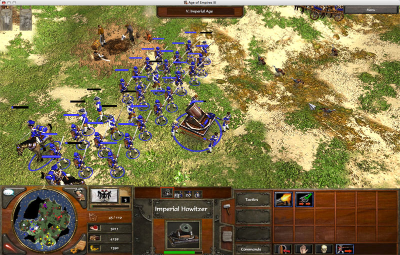 Age Of Empires 3 - Patch FR , Traduction FR