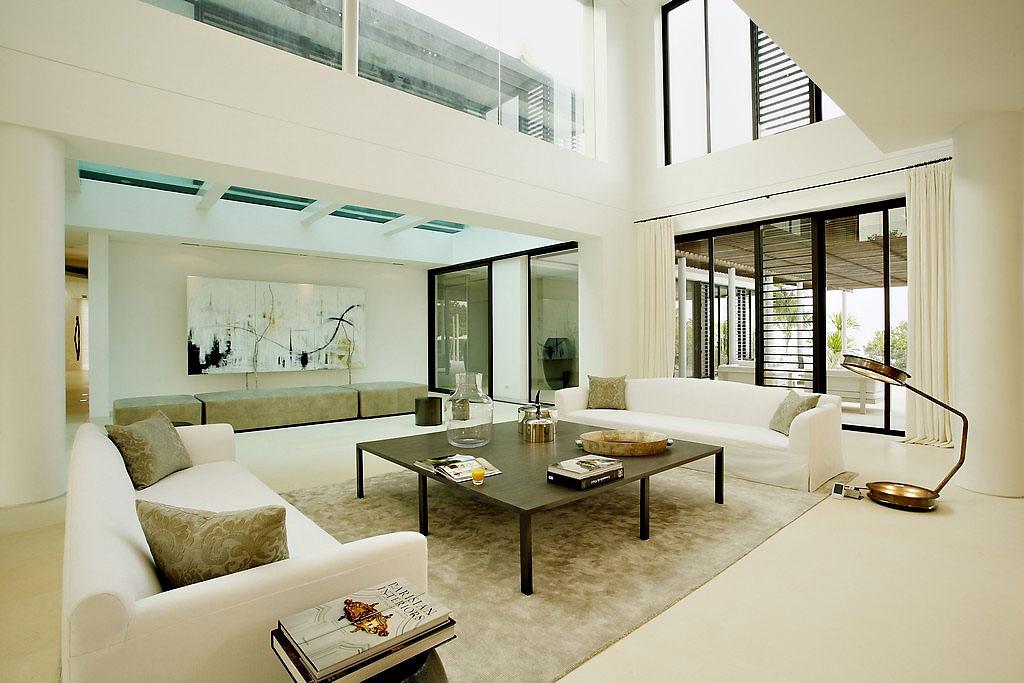 Luxury Beach House Floor Plans images