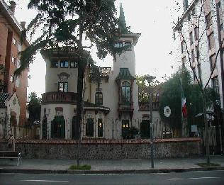 Noticias el consulado de m xico acoge un concierto de la escuela luthier de artes musicales - Casa luthier barcelona ...