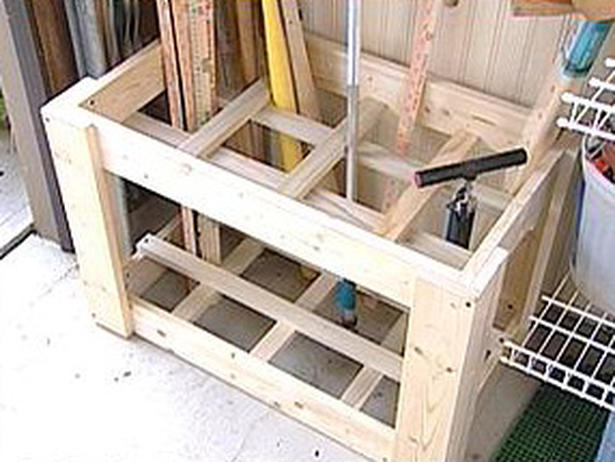 Garden Tool Storage On Pinterest Tools