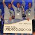 Ο Ian Williams κέρδισε και το Monsoon Cup