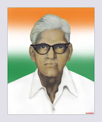 THE FOREMOST P&T TRADE UNION LEADER OF INDIA  - FOUNDER LEADER OF FNPO -  K RAMAMURTI