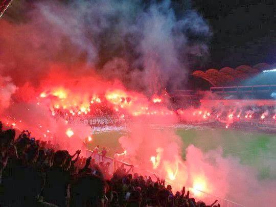 Ultras Pss Sleman Brigata Curva Sud (BCS) Ultras Fenomenal