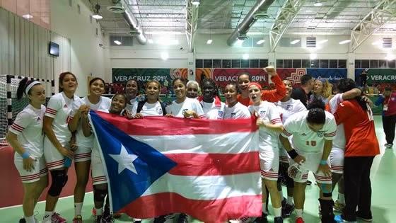 Puerto Rico finalista en Veracruz 2014 | Mundo Handball