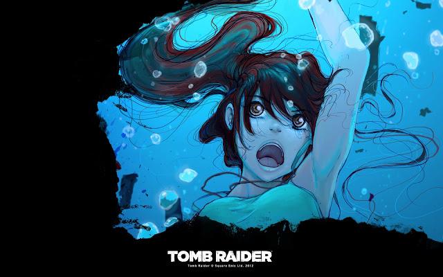 The depths - Tomb Raider