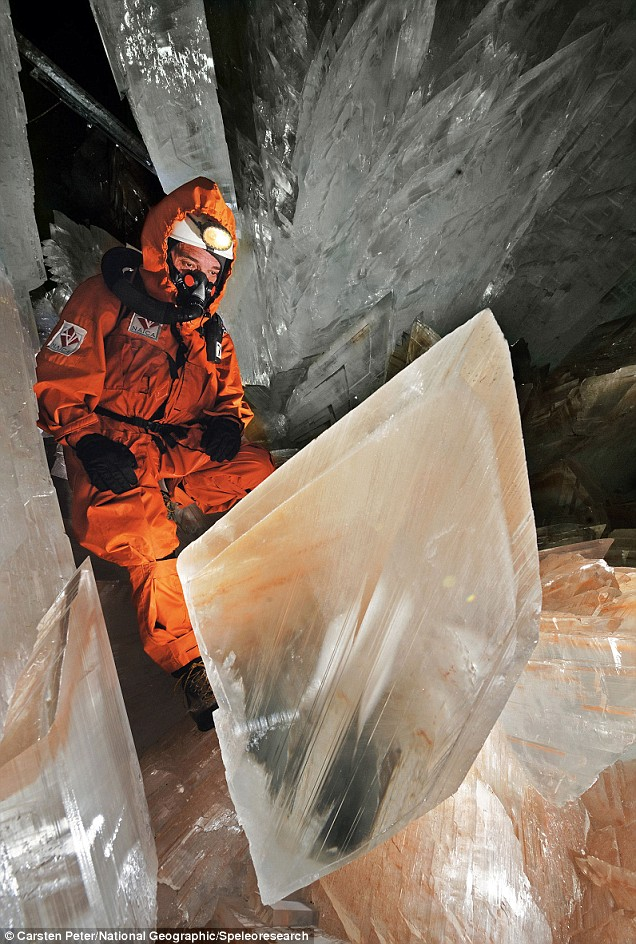 the worlds largest gypsum crystals naica Found deep beneath the surface of the earth, these reathtaking, intricate, and massive caves are the 25 most amazing caves in the world.