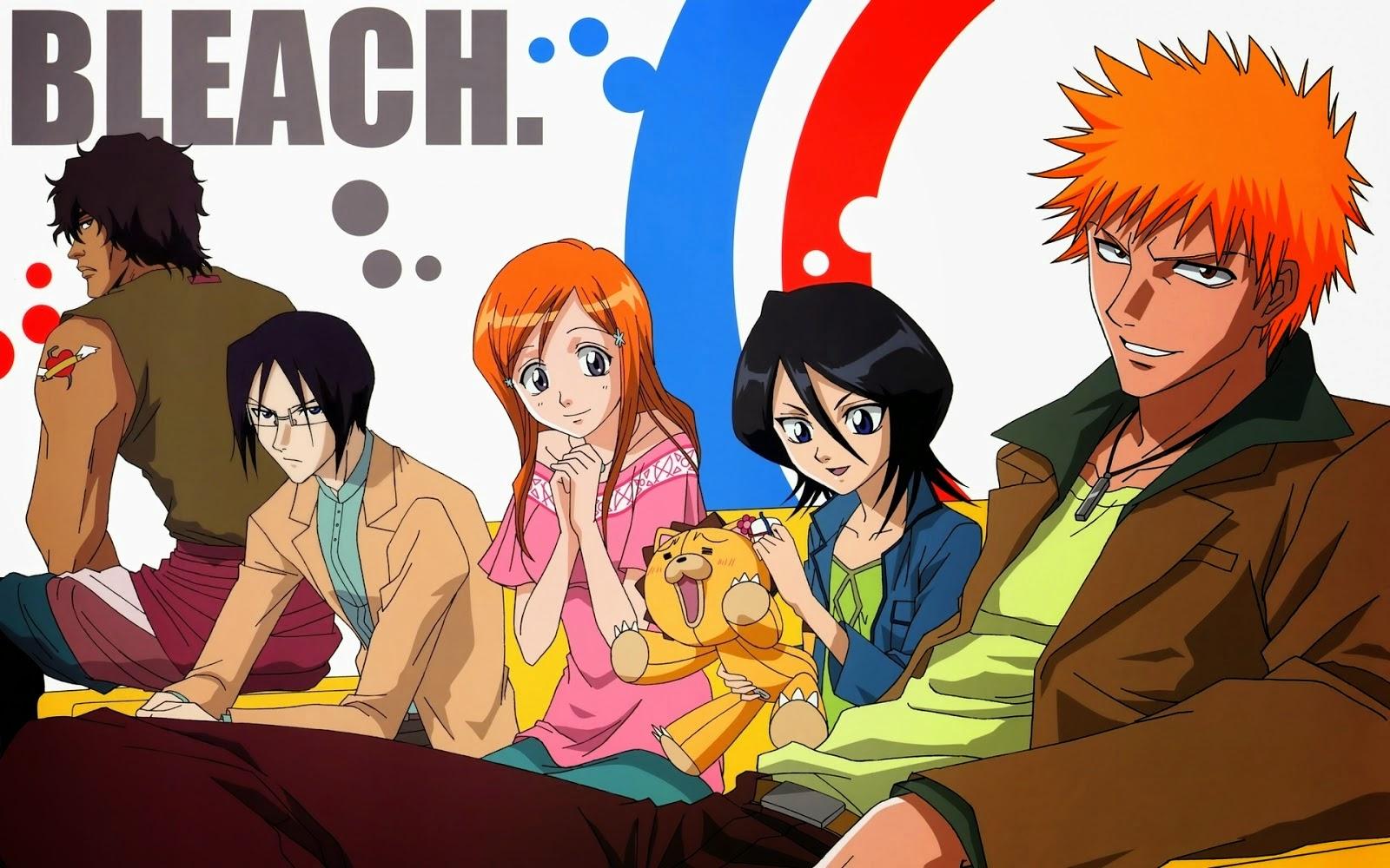 hình nền anime bleach