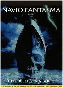 Filme Navio Fantasma Dublado AVI DVDRip