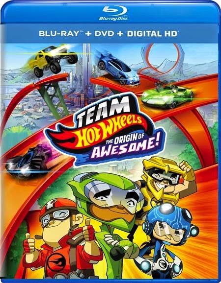 ดูการ์ตูน Team Hot Wheels The Origin of Awesome ขบวนการซิ่งมหากาฬ
