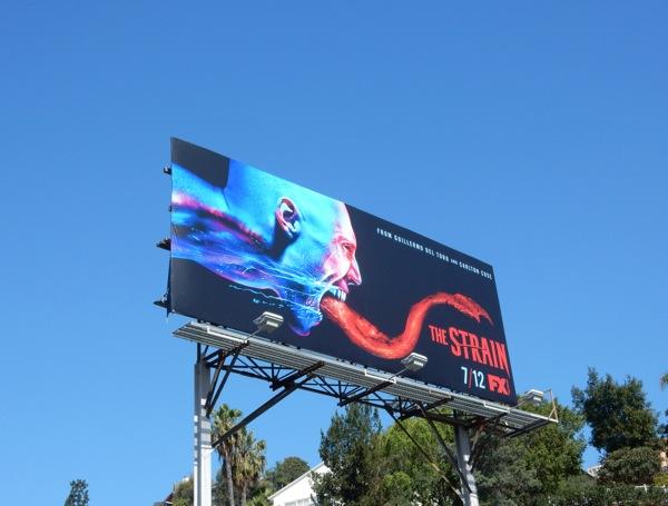 The Strain season 2 fx billboard