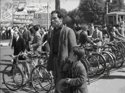 an analysis of the neorealism in the bicycle thief by cesare zavattini Cesare zavattini, (born september 29, 1902, luzzara [reggio emilia], italy—died october 13, 1989, rome), italian screenwriter, poet, painter, and novelist, known as a leading exponent of italian neorealism born into a humble family, zavattini completed a law degree at the university of parma and began a career in journalism and publishing.
