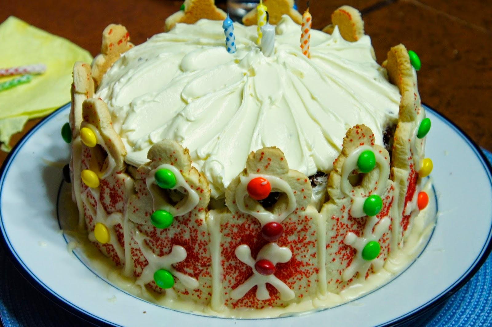 Cookie Crown Cake: Savory Sweet and Satisfying