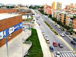 Avenida Críspulo Benítez recién ampliada