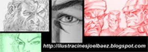 ilustraciones de joel baez