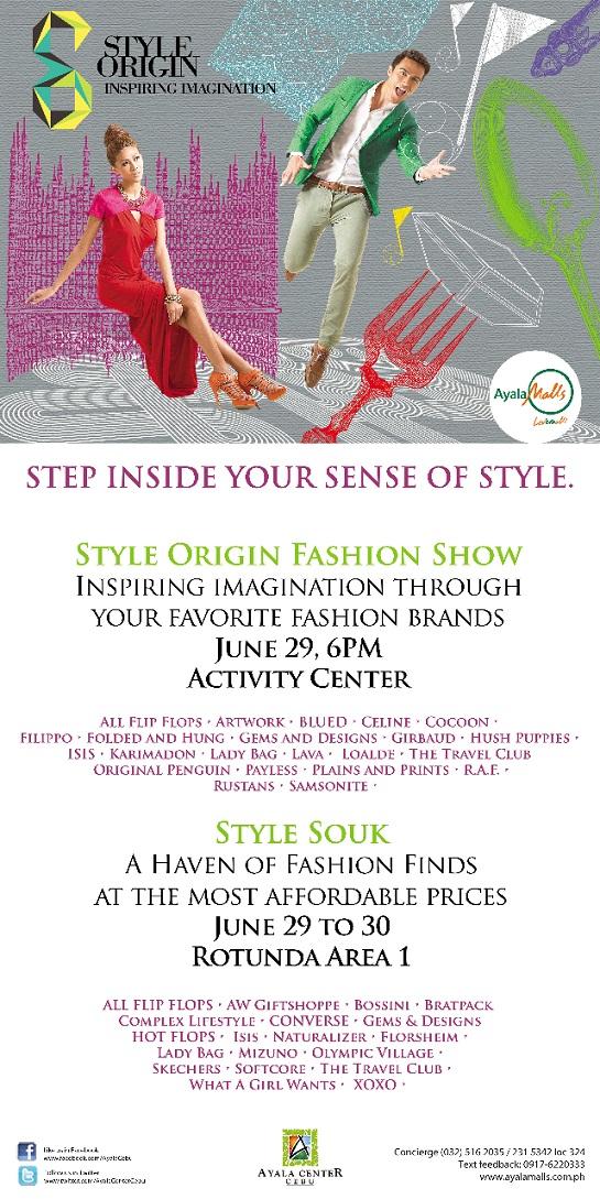 Style Origin 2013 - Inspiring Imagination