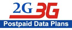 BSNL 2G 3G Data Postpaid Plans New