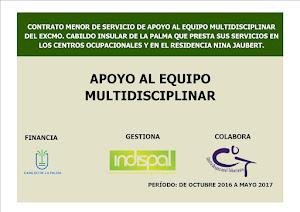 Convenio Colaboración Equipo Multidisciplinar