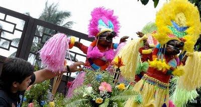 lechon parade