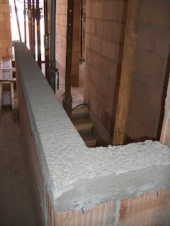baubericht dachstrift garage gemauert und dach abgedichtet. Black Bedroom Furniture Sets. Home Design Ideas