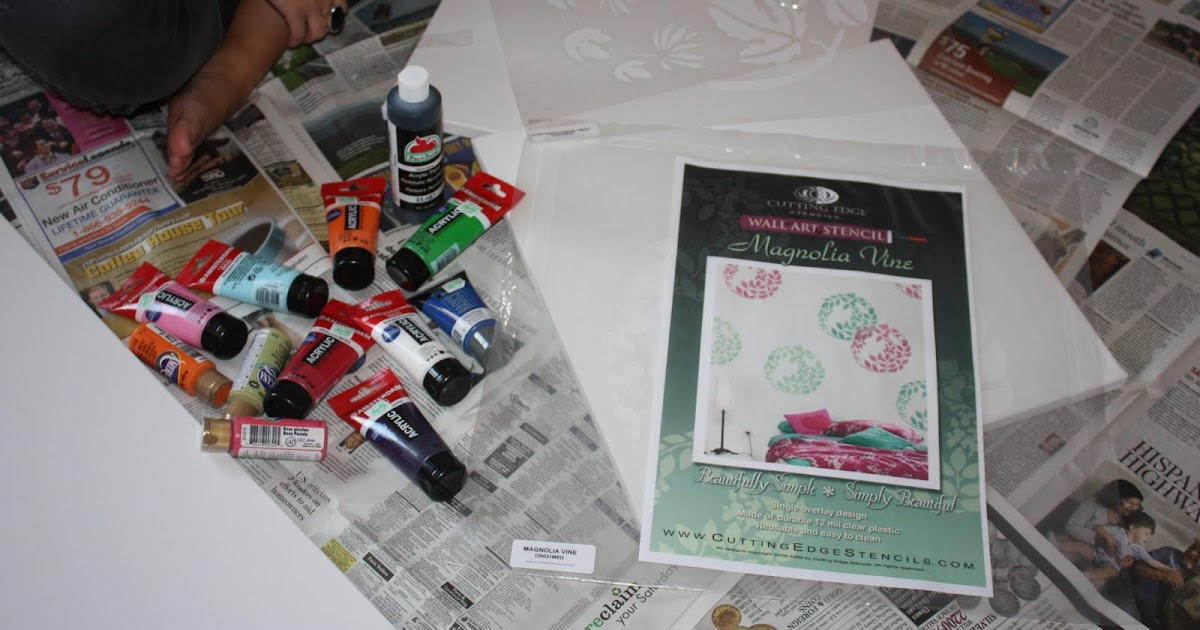 Craft Paints And Supplies