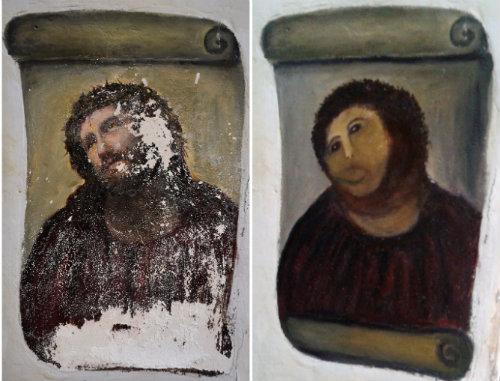 pintura Ecce Homo