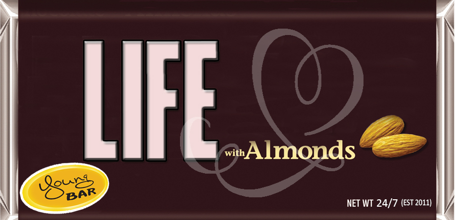 Life With Almonds