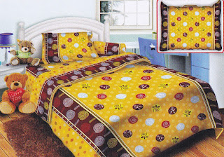 Sprei Belize Lollipop
