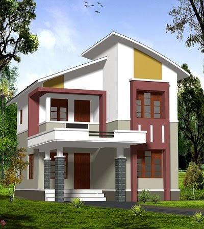 Desain Rumah Minimalis Type 120 Modern