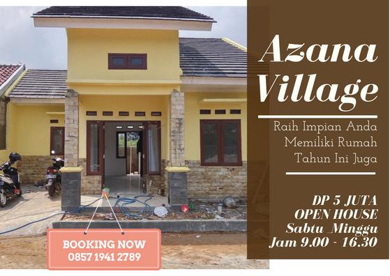 Azana Village - Sawangan