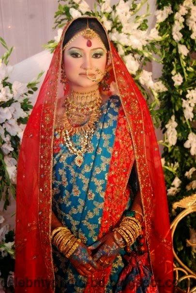 Beautiful+BANGLADESHI+BRIDE+WITH+GORGEOUS+MAKE UP+Photos+Collection022