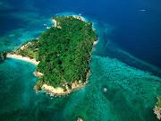 Cayo Levantado (Bacardi Island)Dominican Republic (cayo levanta bacardi island)