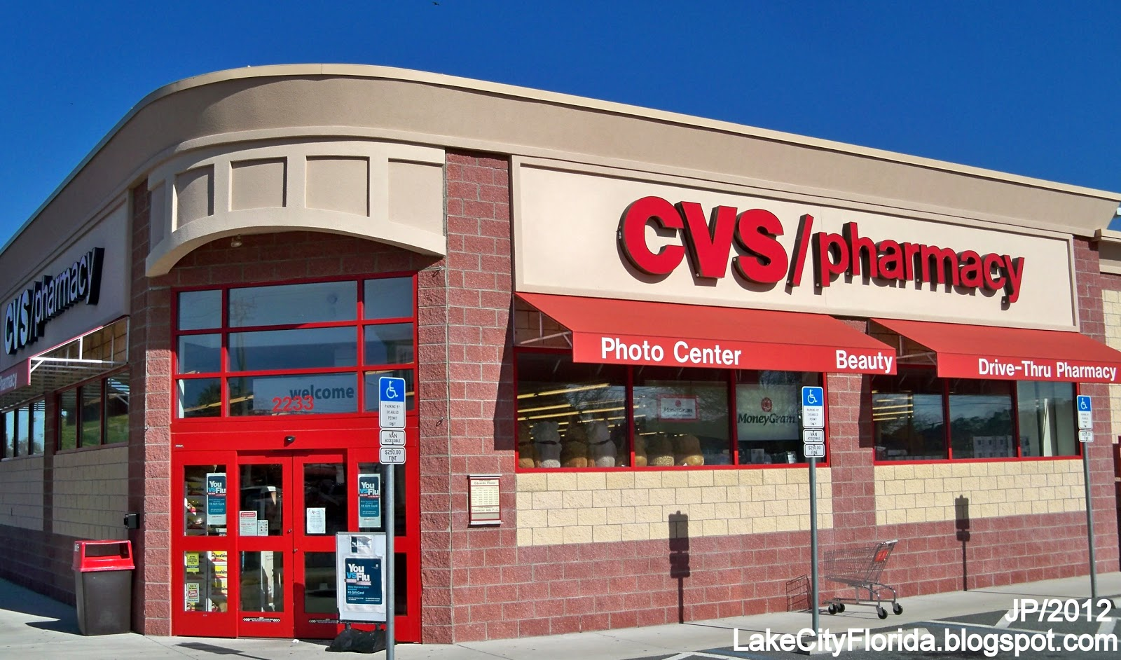 cvs knows where you are now