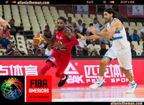 FIBA Americas 2013: Argentina loss to Puerto Rico