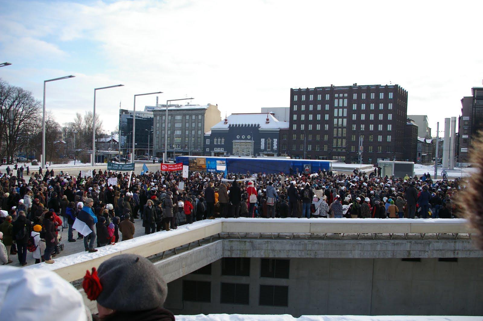 Стоп ACTA в Эстонии