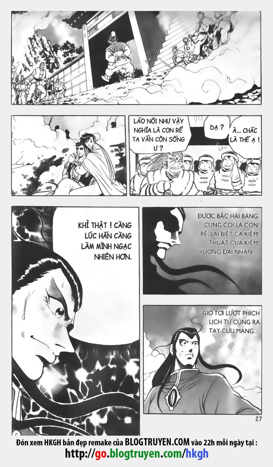 xem truyen moi - Hiệp Khách Giang Hồ Vol10 - Chap 062 - Remake
