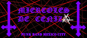 Punk band para la subversion