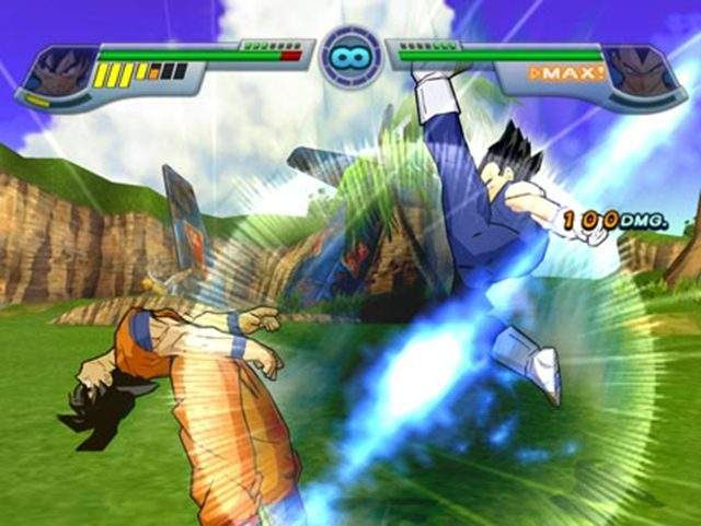 cap2 Dragon Ball Z Infinite World [PC][Full][Español][ISO][DVD5][PL]