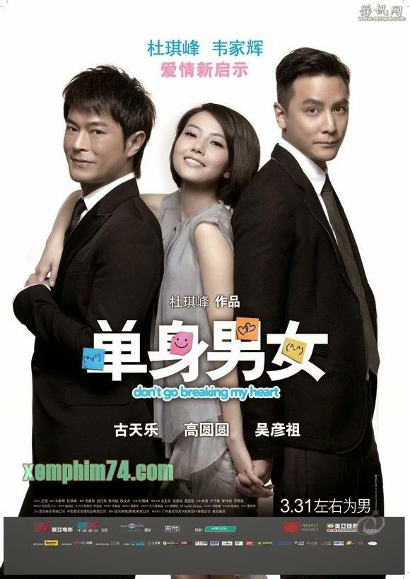 Phim Đơn Thân Nam Nữ Phần 2-Don't Go Breaking My Heart 2