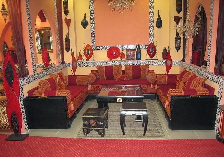 Salon Marocain Moderne Avendreen Belgique