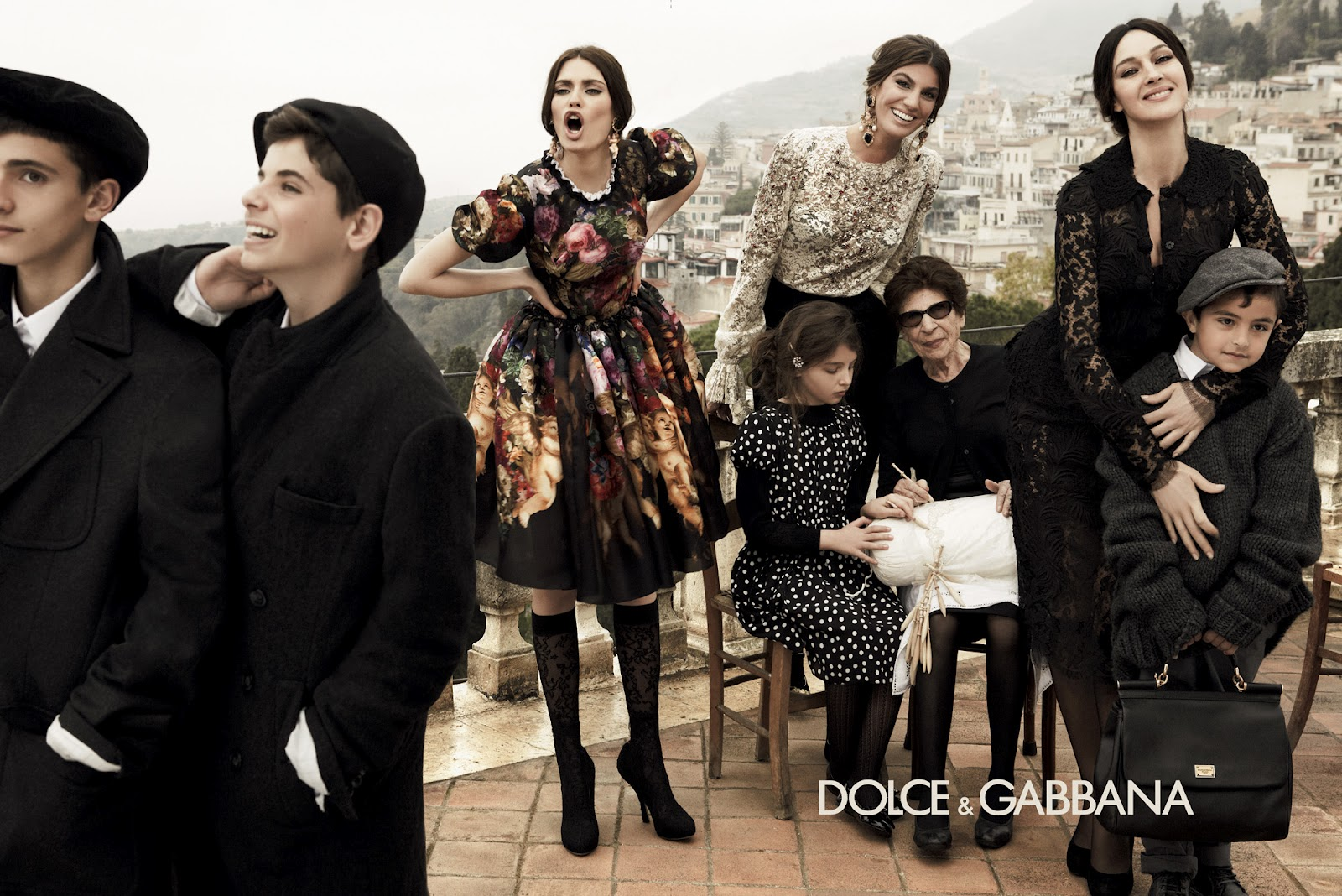 Dolce & Gabbana F/W 2013 Campaign