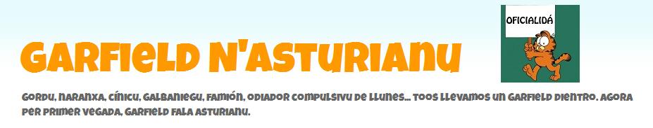 Garfield N'Asturianu